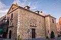 Convento de las Carmelitas Descalzas, en la Pza del Carmen.jpg