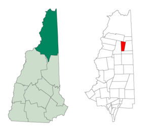 Dixs Grant, New Hampshire Township in Coos County, New Hampshire, United States