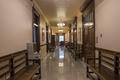 Corridor, C. Bascom Slemp Federal Building, Big Stone Gap, Virginia LCCN2014649928.tif