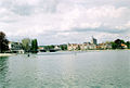Costanza (Germany) - Outline from lake promenade.jpg