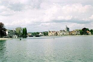 Lago Di Costanza Germania Cartina.Costanza Germania Wikipedia