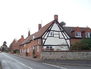 Hoton Human settlement in England