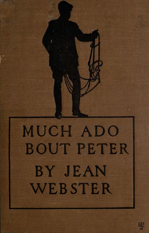 Cover--Much ado about Peter.png