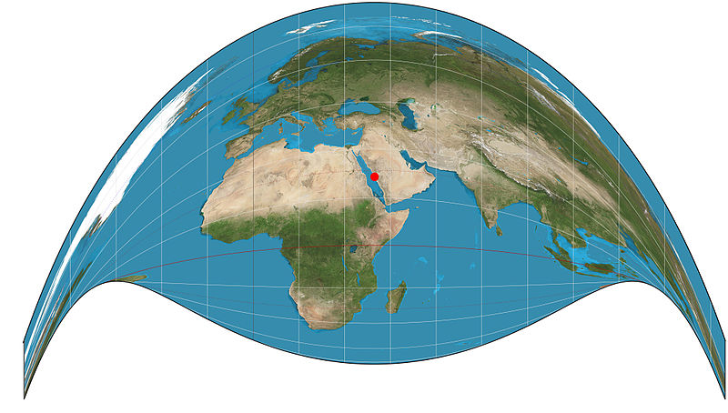 Maps Are All Lies Representing A Spherical Earth On A Flat World