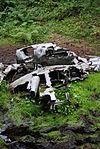 Crashed Dornier Do 17M-1 Hansakollen, Maridalen Oslo (4).JPG