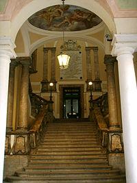 Cremona, museo civico, ingresso.JPG