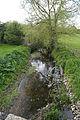Cripsey Brook looking west at Moreton village, Essex, England.jpg