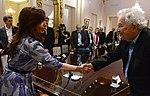 Cristina Fernández de Kirchner - Foro por la Emancipación y la Igualdad (16798148622).jpg
