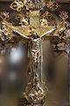Croce processionale donata dal vescovo marino contareno, xv sec. 04.JPG
