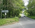 Crossroads on the way to Yatton Keynell - geograph.org.uk - 1310756.jpg