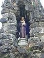 Crupet grotte Saint Antoine detail sculpture 01.JPG