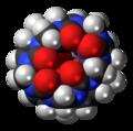 Cucurbit(5)uril (top) 3D spacefill.png