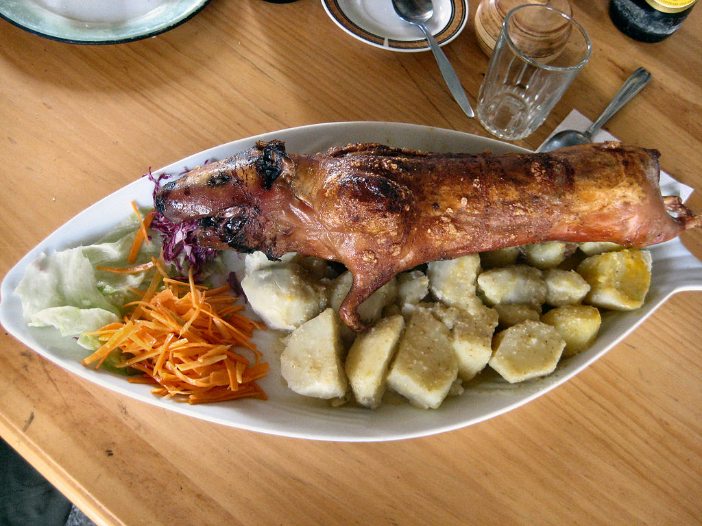 Guinea Pig Restaurant London