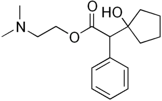 Cyclopentolate chemical compound