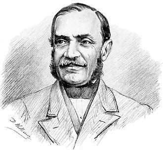 Nicolae Crețulescu - Image: D. William Nicolas Kretzulesco Ancien President du Conseil des Ministres