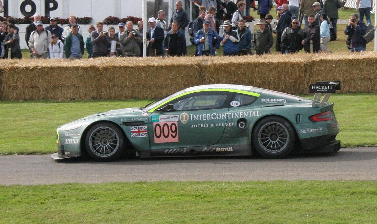 Aston Martin Racing Wikipedia La Enciclopedia Libre