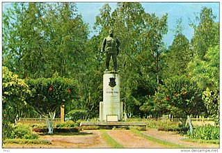 Monumento a Teixeira Pinto (Bissau)