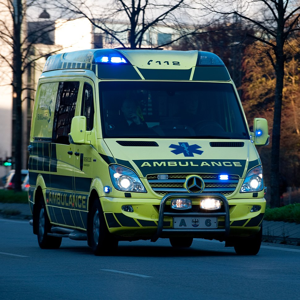 DNK ambulance A6