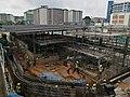 DT33 Tampines East MRT construction 34907956426 283a986352 o.jpg