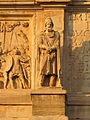 Dacian Arcul de triumf Constantin IMG 6551.jpg