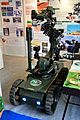 Daksh - Remotely Operated Vehicle - DRDO - Pride of India - Exhibition - 100th Indian Science Congress - Kolkata 2013-01-03 2570.JPG