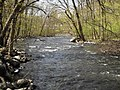 """Dam removal will allow water to pass more freely along the designated """"Wild and Scenic"""" Musconetcong River (16059102955).jpg"""