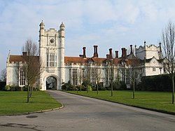 Danesfield house 2005.jpg