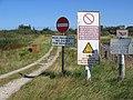 Danger Area - geograph.org.uk - 546435.jpg