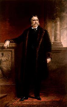 Retrato de um homem em um casaco de pele