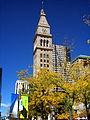 Daniels & Fisher Tower, Denver, CO, 29 September, 2006.JPG