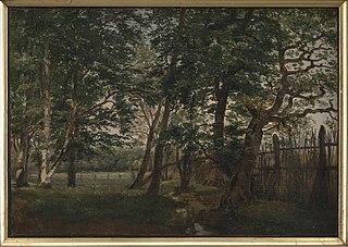 The Deer Park North of Copenhagen