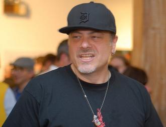 Danny Antonucci - Antonucci at the 2007 Platform Festival.