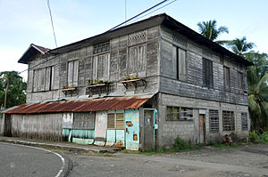 Dapitan Heritage Zone - Image: Dapitan Ancestral House 21