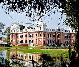 Bahawalpur - Darbar Mahal was built by Nawab Bahawal Khan V in 1905 as a palace for his wife.