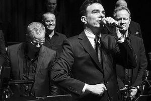 Darcy James Argue - Darcy James Argue and  the Danish Radio Big Band (2016)   Photo: Hreinn Gudlaugsson