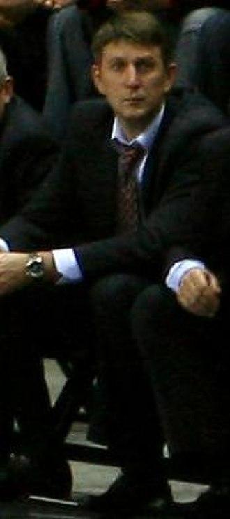 Darius Maskoliūnas - Darius Maskoliūnas in 2007