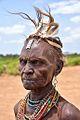 Dassanech Woman, Ethiopia (15050287158).jpg