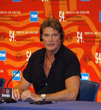 David Hasselhoff - Hasselhoff in 2005