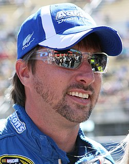David Reutimann American racing driver