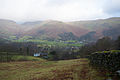 Day 4- Grasmere Village from a hill (8449389244).jpg