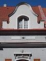 Deák Ferenc utca 11, oromfal ablakkal, 2019 Tapolca.jpg