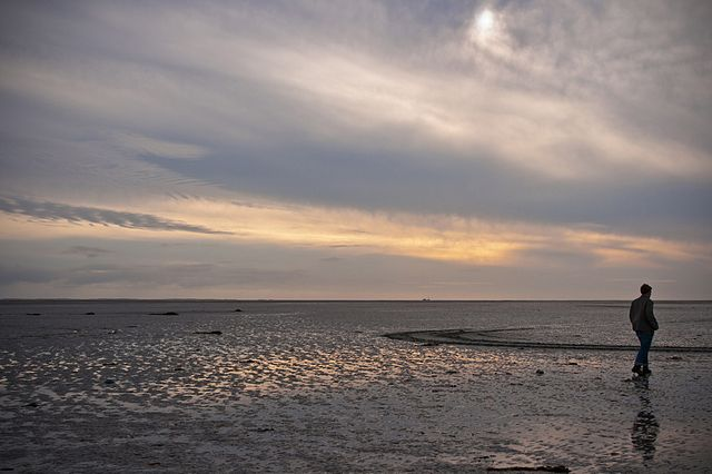 """""""De Balg - Schiermonnikoog - the Netherlands"""" by Bert Kaufmann from Roermond, Netherlands - Don't they know it's the end of the worldUploaded by Tomer T. Licensed under Creative Commons Attribution 2.0 via Wikimedia Commons - https://commons.wikimedia.org/wiki/File:De_Balg_-_Schiermonnikoog_-_the_Netherlands.jpg#mediaviewer/File:De_Balg_-_Schiermonnikoog_-_the_Netherlands.jpg"""