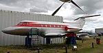 De Havilland (HS) 125, Coventry and Warwickshire Model Show 2017, Midland Air Museum. (35444811131).jpg