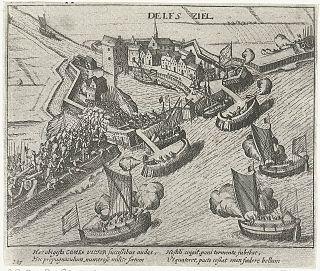 Capture of Delfzijl
