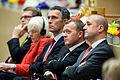 De nordiska statsministrarna samlade pa Nordiska radets session i Stockholm 2009.jpg