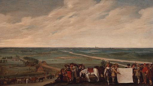 De voorbereiding van het beleg van 's-Hertogenbosch, 1629