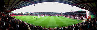 A.F.C. Bournemouth - Dean Court