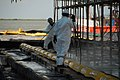 Deepwater Horizon Boom Decon (8744737548).jpg