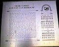 Deer Lodge County Courthouse NRHP sign 04.jpg