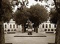Delio granchi, Monumento al partigiano di sesto fiorentino, 1949, 00 - bn.jpg